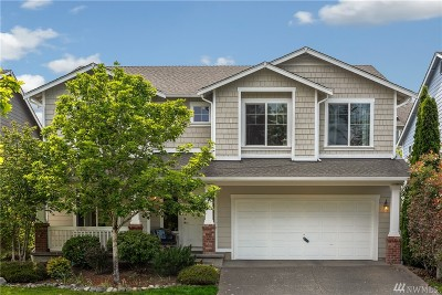 Sammamish Single Family Home For Sale: 1417 232 Ave SE