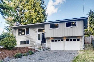 Edmonds Single Family Home For Sale: 19911 80th Place W