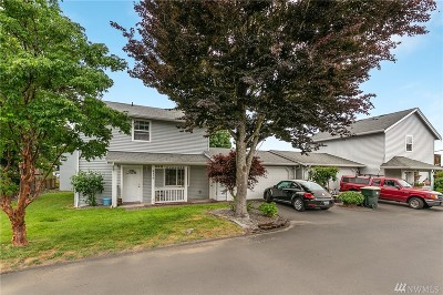 Tumwater Multi Family Home For Sale: 817 6th Ave SW #A & B