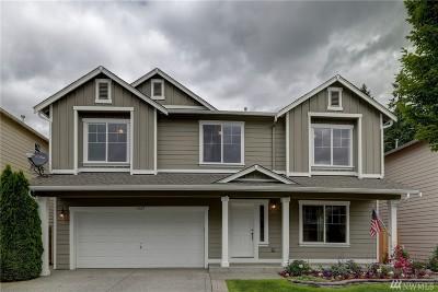 Covington Single Family Home For Sale: 16624 SE 260th St