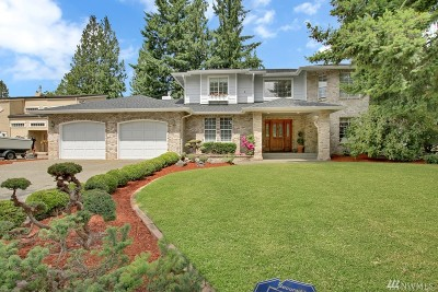 Lake Tapps WA Single Family Home For Sale: $619,950