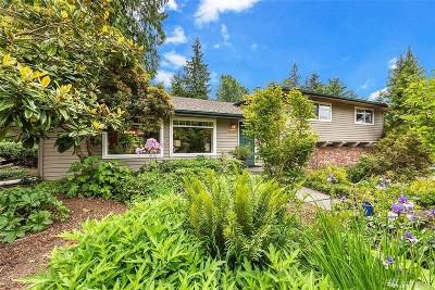 Edmonds Single Family Home For Sale: 8510 186th St SW