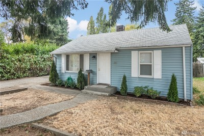 SeaTac Single Family Home For Sale: 17235 34th Ave S