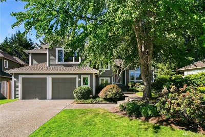 Sammamish Single Family Home For Sale: 23215 SE 31st St