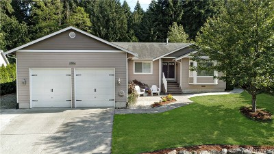 Sumner Single Family Home For Sale: 18012 67th St E