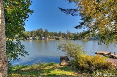 Shelton Single Family Home For Sale: 1410 SE Crescent Dr