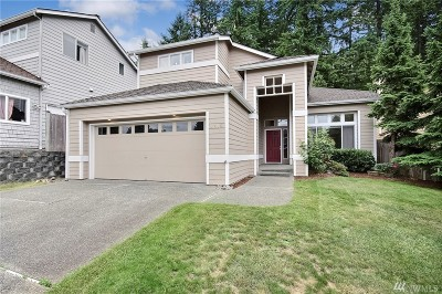 Issaquah Single Family Home For Sale: 4210 258th Ave SE