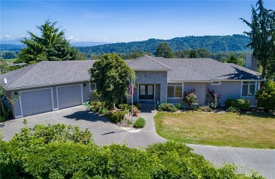 Snohomish Single Family Home For Sale: 15525 Broadway Ave