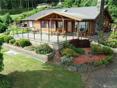 Port Ludlow WA Single Family Home For Sale: $1,125,000