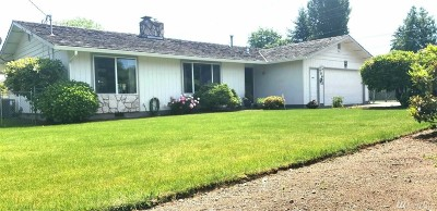 Tumwater Single Family Home For Sale: 706 N 7th Ave SW
