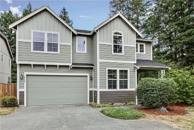 Pierce County Single Family Home For Sale: 18207 81st Av Ct E