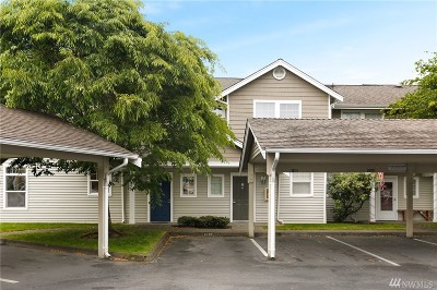 Mukilteo Condo/Townhouse For Sale: 5400 Harbour Pointe Blvd #B102