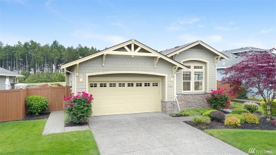 Lacey Single Family Home For Sale: 7913 Marietta Ct NE