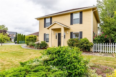 Skagit County Single Family Home For Sale: 2002 Fowler Place