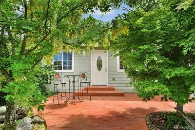 Hansville Single Family Home For Sale: 37404 Bay St NE
