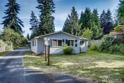 Shoreline Single Family Home For Sale: 125 NW 203rd St