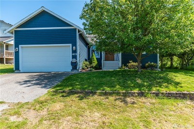 Freeland Single Family Home For Sale: 4831 Reindeer Rd