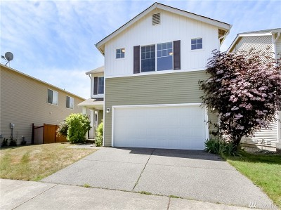 Federal Way Single Family Home For Sale: 33047 41st Lane S