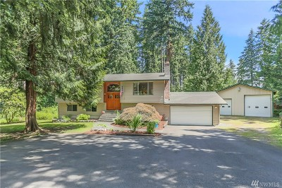 Kirkland Single Family Home For Sale: 14454 121st Place NE