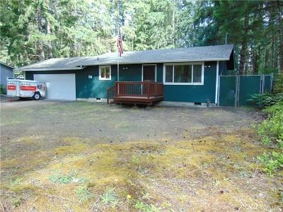 Mason County Single Family Home Pending Inspection: 51 E Balmoral Wy