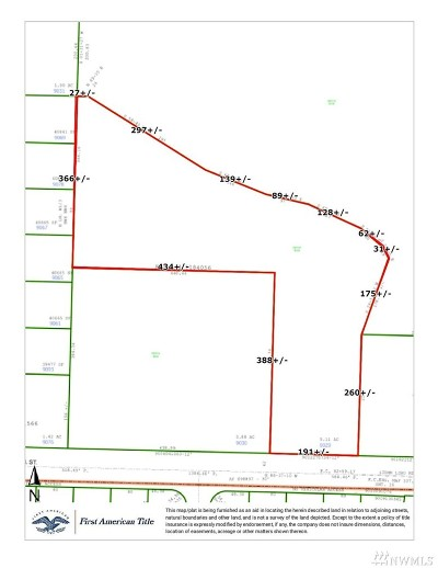 Federal Way Residential Lots & Land For Sale: S 356th St
