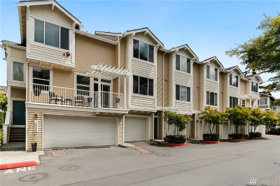 Bothell Condo/Townhouse For Sale: 16240 118th Lane NE #1-2