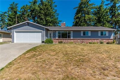 Oak Harbor Single Family Home Pending Inspection: 698 NW 1st Ave