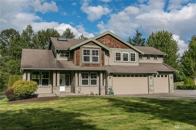 Snohomish Single Family Home For Sale: 16205 83rd Ave SE