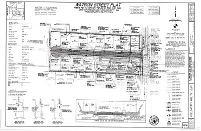 Enumclaw Residential Lots & Land For Sale: 123 Watson St N