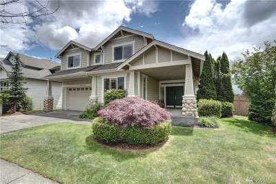 Snoqualmie Single Family Home Contingent: 34719 SE Curtis Dr