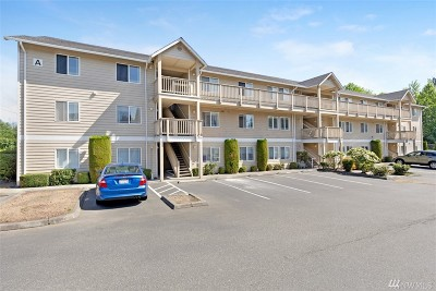 Everett Condo/Townhouse For Sale: 9727 18th Ave W #A104