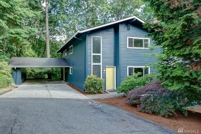 Mercer Island WA Single Family Home For Sale: $1,495,000