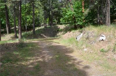 Chelan, Chelan Falls, Entiat, Manson, Brewster, Bridgeport, Orondo Residential Lots & Land For Sale: 11426 S Lakeshore Rd
