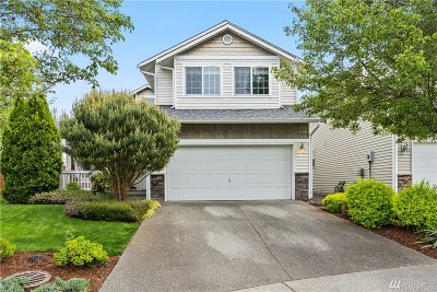 Everett Single Family Home For Sale: 4621 151st Place SE