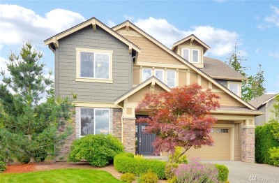 Sammamish Single Family Home For Sale: 27224 SE 19th Ct