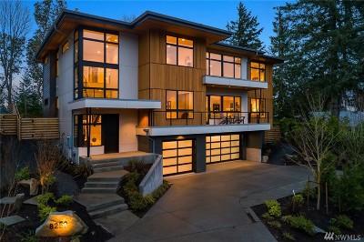 Mercer Island Single Family Home For Sale: 8250 SE 31st St