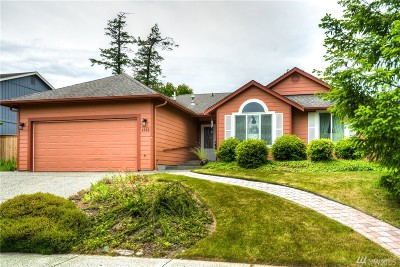 Skagit County Single Family Home Pending Inspection: 3508 F Ave