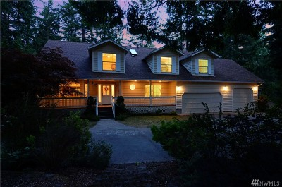 Gig Harbor Single Family Home For Sale: 7918 33rd St NW