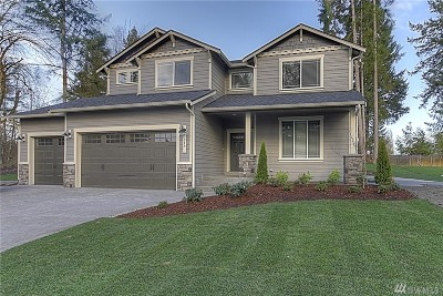 Olympia Single Family Home For Sale: 2128 Lakemoor Dr SW