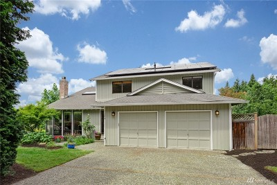 Kirkland Single Family Home For Sale: 11204 NE 58th Place