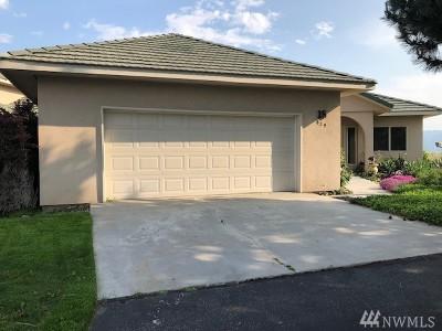 Orondo Single Family Home For Sale: 829 Desert Canyon Blvd