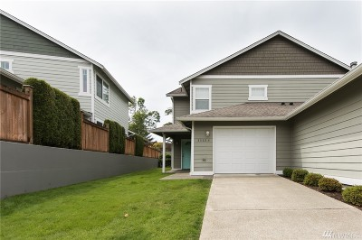 Tumwater Condo/Townhouse Pending Inspection: 3365 Simmons Mill Ct SW #A