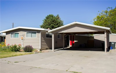 Moses Lake Single Family Home For Sale: 2066 S Belair Dr