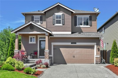 Lake Stevens Single Family Home For Sale: 7525 19th Place SE