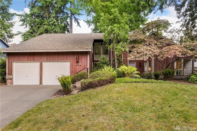 Kirkland Single Family Home For Sale: 11715 NE 145th St