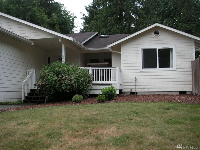 Stanwood Single Family Home For Sale: 15514 88 Dr NW