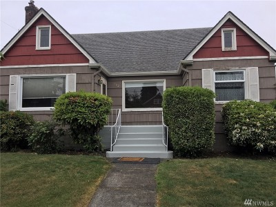 Tacoma Single Family Home For Sale: 1102 N Adams St