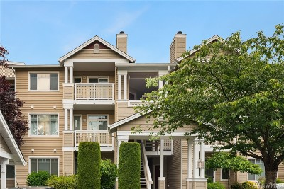 Bothell Condo/Townhouse For Sale: 15300 112th Ave NE #C206