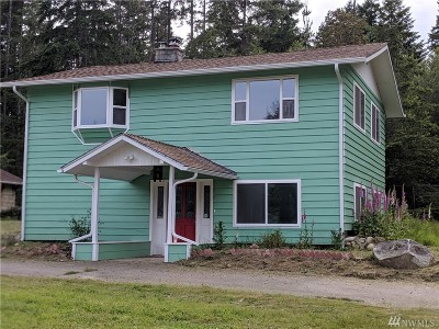 Silverdale Single Family Home For Sale: 4205 Gustafson Rd