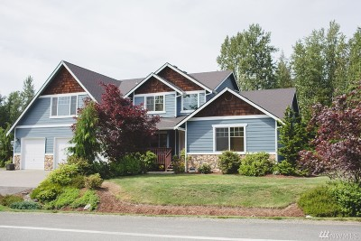 Lake Stevens Single Family Home Contingent: 11009 69th St NE